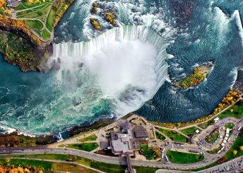 13 nap Kanadában és az USA-ban - 3*-os hotel ellátással + programok