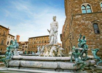 5 nap Firenzében, 3-4*-os hotelben reggelivel, buszos utazással