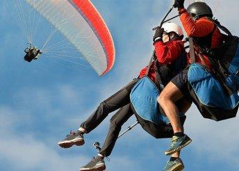 Sárkányrepülés, siklóernyőzés, motoros repülés