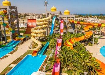 8 nap luxus Egyiptomban - 4*-os hotelben, repülőjegy+AI ellátás