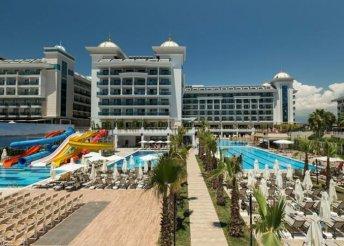 12 napos vakáció a török riviérán, 5*-os hotel+repülőjegy