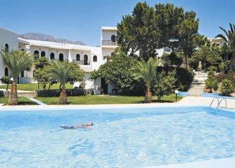 Lazítás Kréta déli részén több időpontban