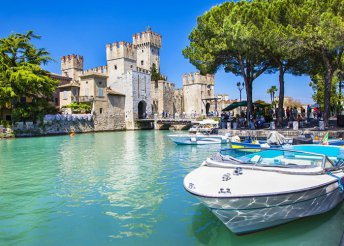 Olasz Adria, Velence, Padova, Garda-tó