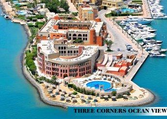 8 nap Egyiptomban 5*-os választható hotelben, AI ellátás+repülő