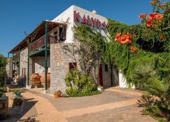 8 napos nyaralás Krétán, repülőjeggyel, illetékkel, félpanzióval a Kalypso Malia Hotelben****