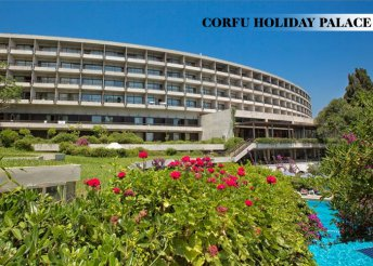 Ötcsillagos görög vakáció Korfun választható szállodában+repülőjegy