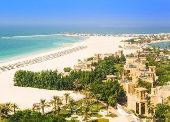 7 napos vakáció az Arab-öbölben 4*-os hotelben, félpanzióval, repülőjeggyel