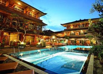 Téged is vár Bali - 13 nap 4*-os hotelben reggelivel, repülőjeggyel
