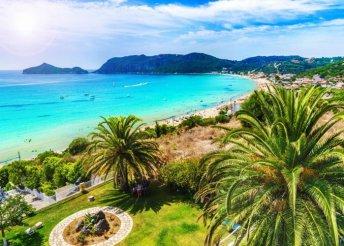 8 napos nyaralás a mesés Korfun - reggelivel, repülőjeggyel