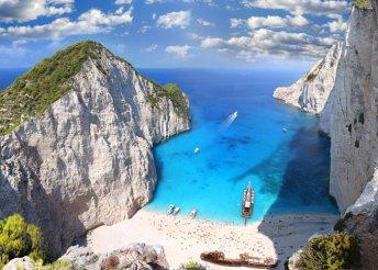 Görögországi vakáció a mesés Zakynthoson