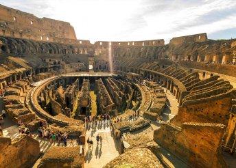 4 napos városnézés Rómában - repülőjegy, 4*-os hotel+reggeli