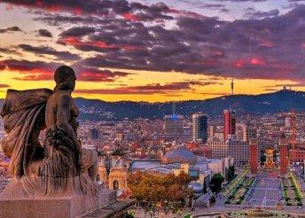 Téli ismerkedés a mediterrán Barcelonával