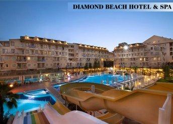 8 nap Alanyában választható 5*-os hotelben, AI ellátással+repülőjeggyel