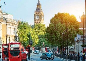 Villámlátogatás a nyüzsgő Londonban, 3* reggelivel