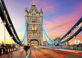 Londoni városnézés 4*-os szállással