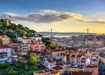 Városnézés a tengerparti Lisszabonban