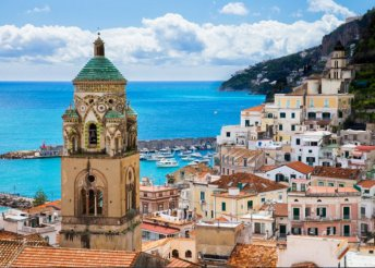 Városnézés a dél-olasz Nápolyban