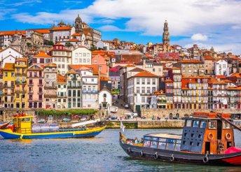 4 napos városnézés Portóban