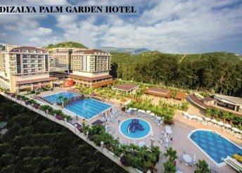 8 nap a török riviérán, 5*-os választható hotelben, ultra all inclusive ellátással