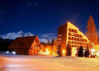 3 nap/2 éjszaka 2 személyre reggelivel Tátralomnicon, a Kontakt Wellness Hotelben****