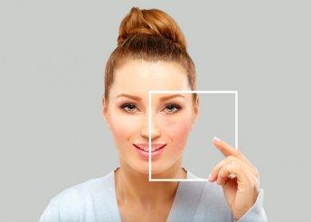 Rosacea kezelés arcon E-light technológiával 5x5 cm-es területen a Face & Body Kontúr szalonban
