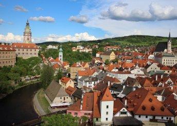 4 napos körutazás 1 főre Csehországban, reggelivel, buszos utazással, idegenvezetéssel, 4*-os szállással