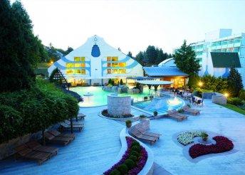 3 nap március 15-i wellness 2 főre a hévízi NaturMed Hotel Carbona**** superiorban, félpanzióval, wellnesszel
