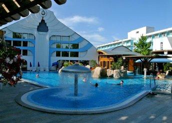 3 nap téli wellness 2 főre a hévízi NaturMed Hotel Carbona**** superiorban, félpanzióval