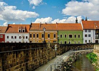3 napos egri városnézés 2 főre félpanzióval, belépővel az Egri Termálfürdőbe, a Hotel Aqua Eger*** vendégeként