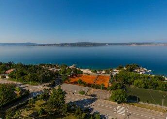 8 napos pihenés félpanzióval az Adriai-tengernél, a Kvarner-öbölben, Crikvenicán, az Omorika**** Hotelben