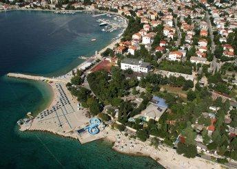 8 nap félpanzióval az Adriai-tengernél, a Hotel és Pavilon Slavenben**/***