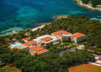 8 napos nyaralás az Adriai-tengernél, félpanziós/all inclusive ellátással, a Hotel Sol Aurorában****