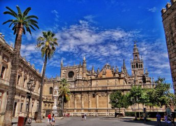 7 napos körutazás Dél-Spanyolországban, Andalúziában, repülőjeggyel, félpanzióval, idegenvezetéssel
