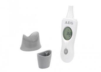 Infra lázmérő, fül és homlok hőmérő