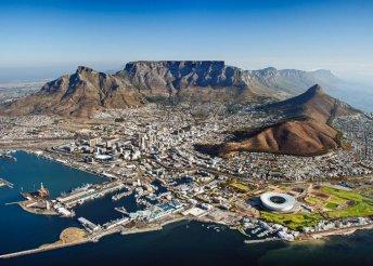 11 napos utazás Dél-Afrikában, repülőjeggyel, helyi busszal, félpanzióval, belépőkkel, idegenvezetéssel