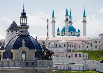 12 napos utazás Oroszországban, vonatjeggyel, 3*-os szállással és reggelivel, idegenvezetéssel