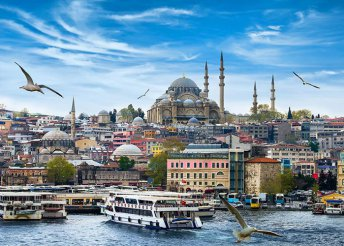 4 nap Isztambulban gasztronómiai élményekkel, kóstolókkal, 4*-os szállással, félpanzióval, idegenvezetéssel