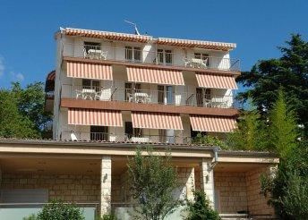 8 nap önellátással az Adriai-tengernél, a Kvarner-öbölben, Crikvenica mellett, a Julia*** Apartmanban