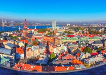 4 napos körutazás a balti államokban, reggelivel, programokkal, kompjeggyel, magyar nyelvű idegenvezetéssel