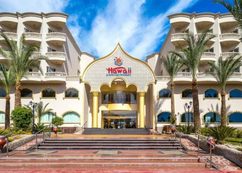 8 nap Egyiptomban, Hurghadán, repülőjeggyel, all inclusive ellátással, a Hawaii Le Jardin Aqua Parkban****