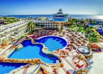 8 nap Egyiptomban, Hurghadán, repülőjeggyel, all inclusive ellátással, a Sea Gull Hotel & Aqua Parkban****