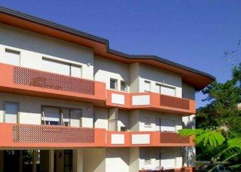 Kikapcsolódás az olasz Adrián, Bibionéban, Velence közelében, önellátással, az Appartamenti Massimóban