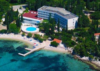 8 nap az Adriai-tengernél, a Peljesac-félszigeten, all inclusive light ellátással az orebici Orsan*** Hotelben