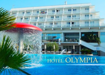 8 nap az Adriai-tengernél, Dalmáciában, Vodice városában, reggelivel, az Olympia**** Hotelben