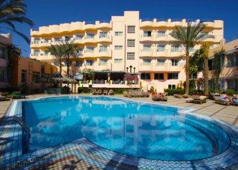 8 nap Egyiptomban, Hurghadán, a Vörös-tengernél, repülővel, félpanzióval, a Sea Garden*** Hotelben