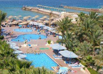 8 nap Hurghadán, a Vörös-tengernél, repülővel, all inclusive ellátással, a Royal Star Empire Beachben***
