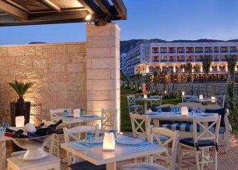 8 nap Kréta szigetén, repülőjeggyel, all inclusive ellátással, transzferrel, a Hersonissos Palace-ban*****