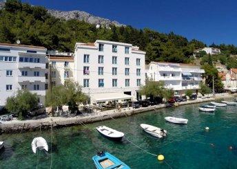 8 nap az Adriai-tengernél, a Cetina-folyó közelében, Mimicében, reggelivel, a Pleter**** Hotelben