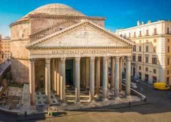 7 napos körutazás Olaszországban, reggelivel, busszal, 3 és 4 csillagos szállodákban, idegenvezetéssel