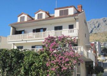 8 napos pihenés az Adriai-tengernél, Duce városkájában, reggelivel, a Jasna Panzióban**